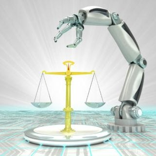 Top 5 Legal Issues in AI and Machine Learning